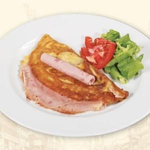 omlet-sa-sunkom